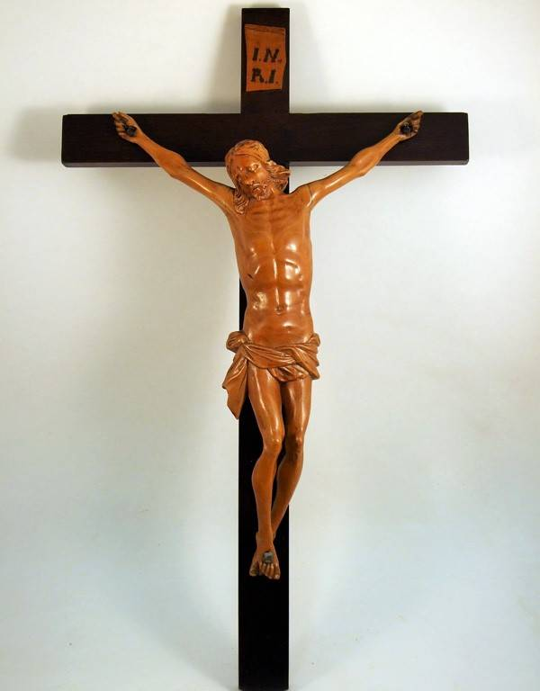 CRUCIFIX WITH JESUS CHRIST